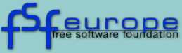 [Free Software Foundation Europe]